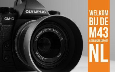Een nieuwe Facebook groep over M43 fotografie